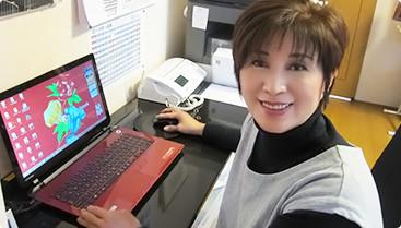 代表 藤森 惠美子